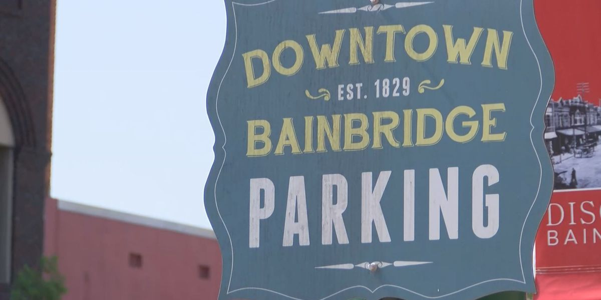 City of Bainbridge continuing to revitalize downtown area
