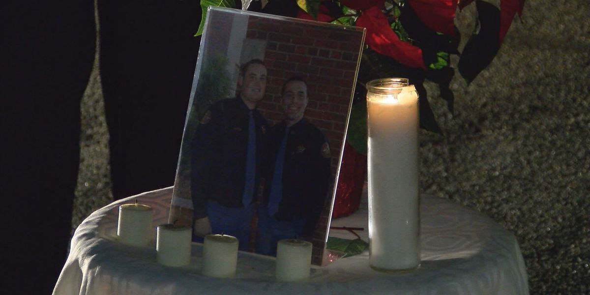 Community comes together for vigil after Americus shooting