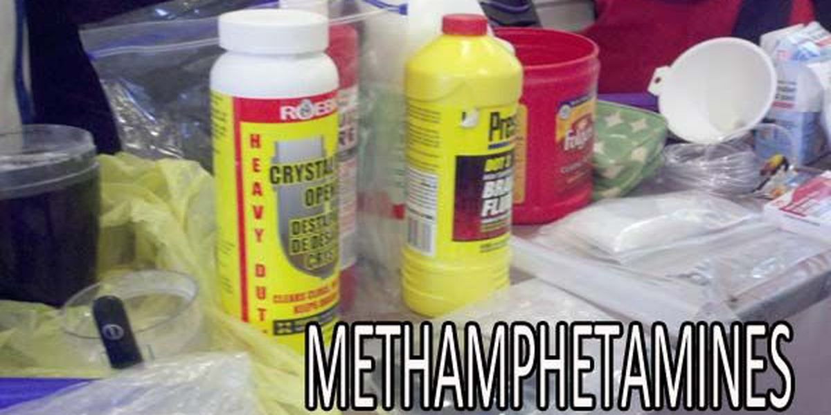 Four arrested for Meth in Miller County