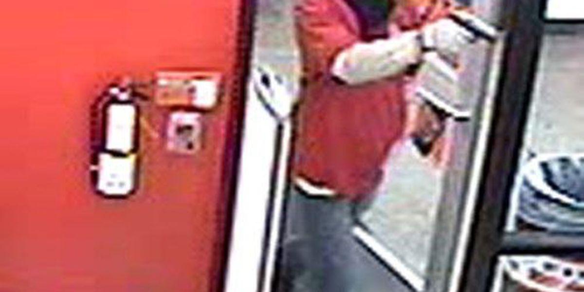 Photos released in Cordele Auto Zone robbery