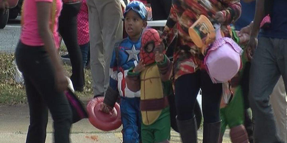 Americus kicks off Halloween weekend downtown