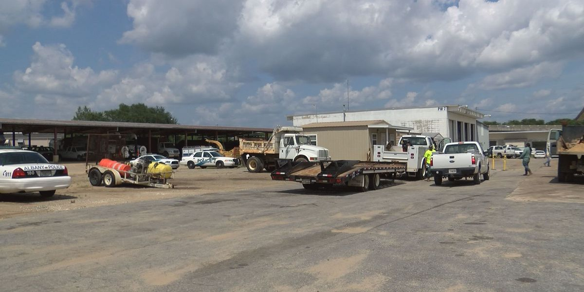 Albany city leaders approve $1.4M consolidated fleet project