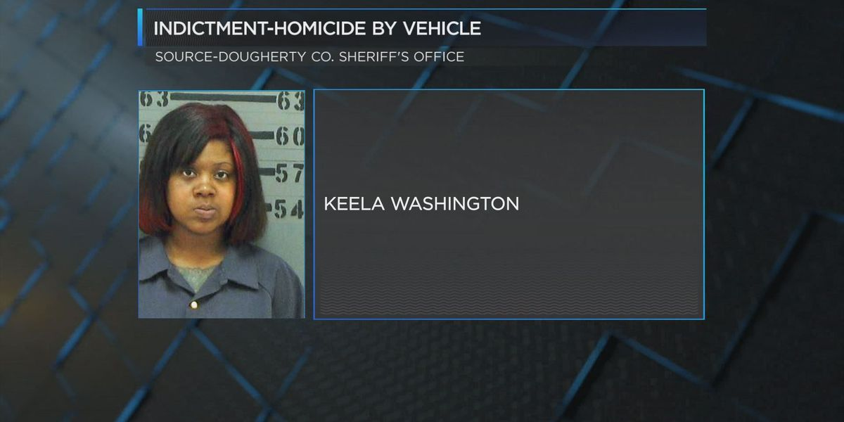 Woman indicted for homicide by vehicle