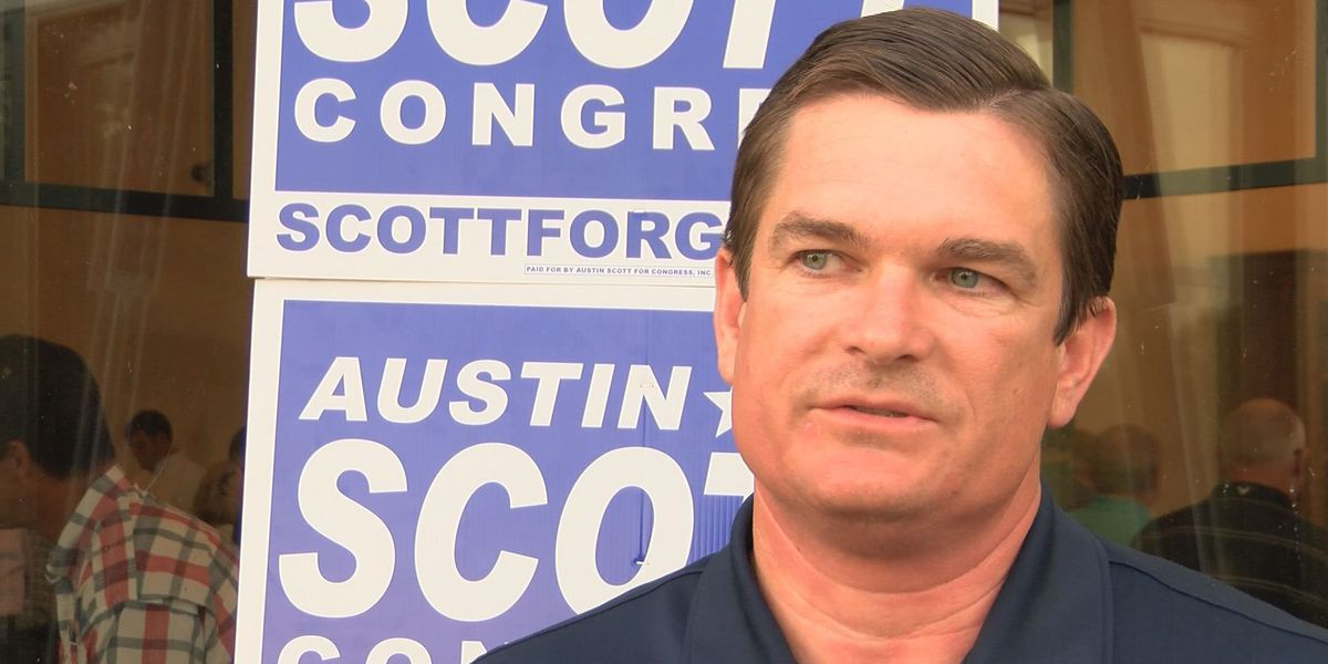 Representative Austin Scott wins primary bid