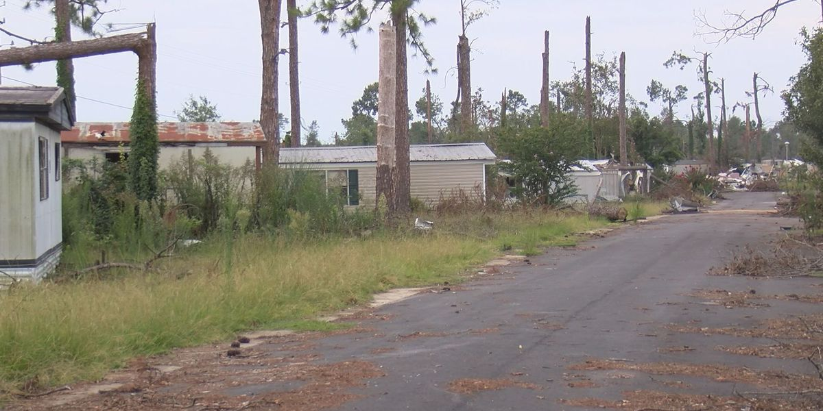 Tornado survivors thankful about plan to clear destroyed mobile home parks