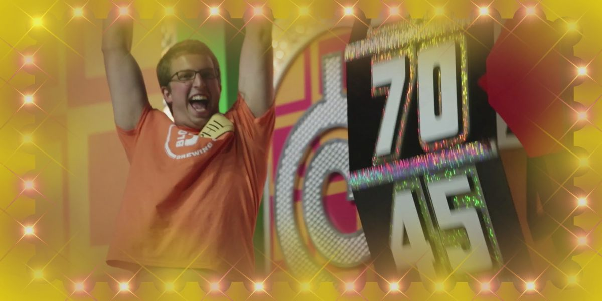 The Price is Right to 'come on down' to Albany