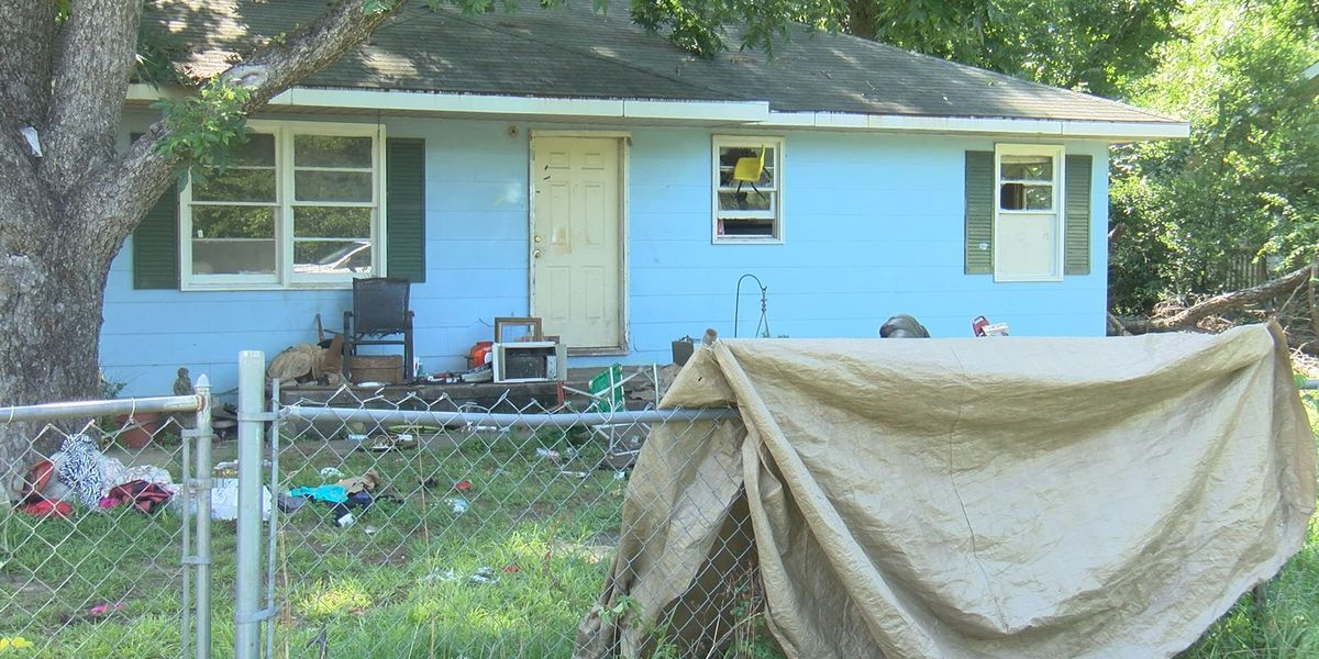 Albany woman faces legal repercussions for state of abandoned home