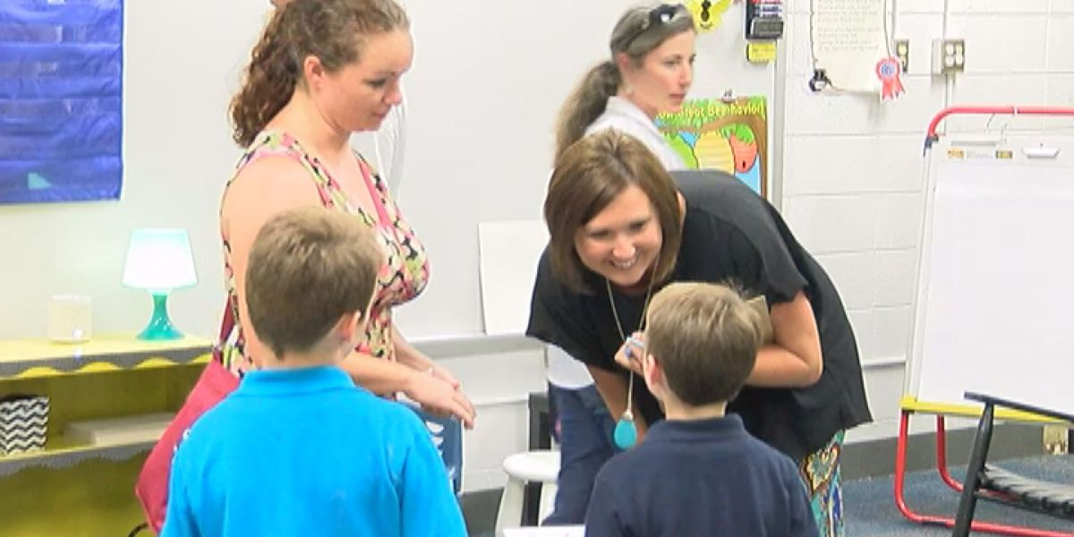 Parents get a look at innovative new charter school