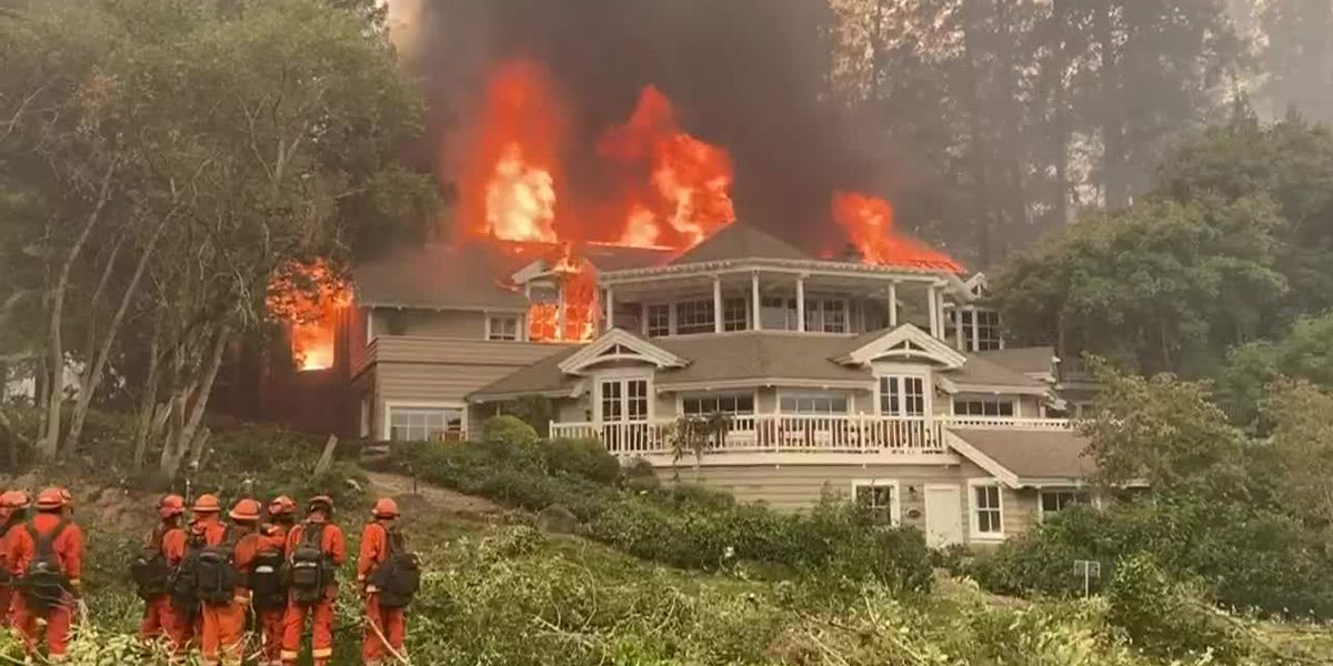 Several California wildfires rage on and the season is not over yet