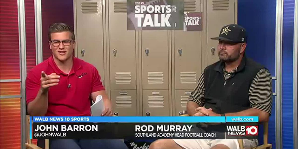 Sports Talk with John Barron - Southland Academy football