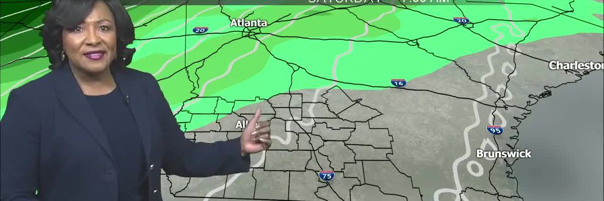 Wednesday 6PM First Alert Weather