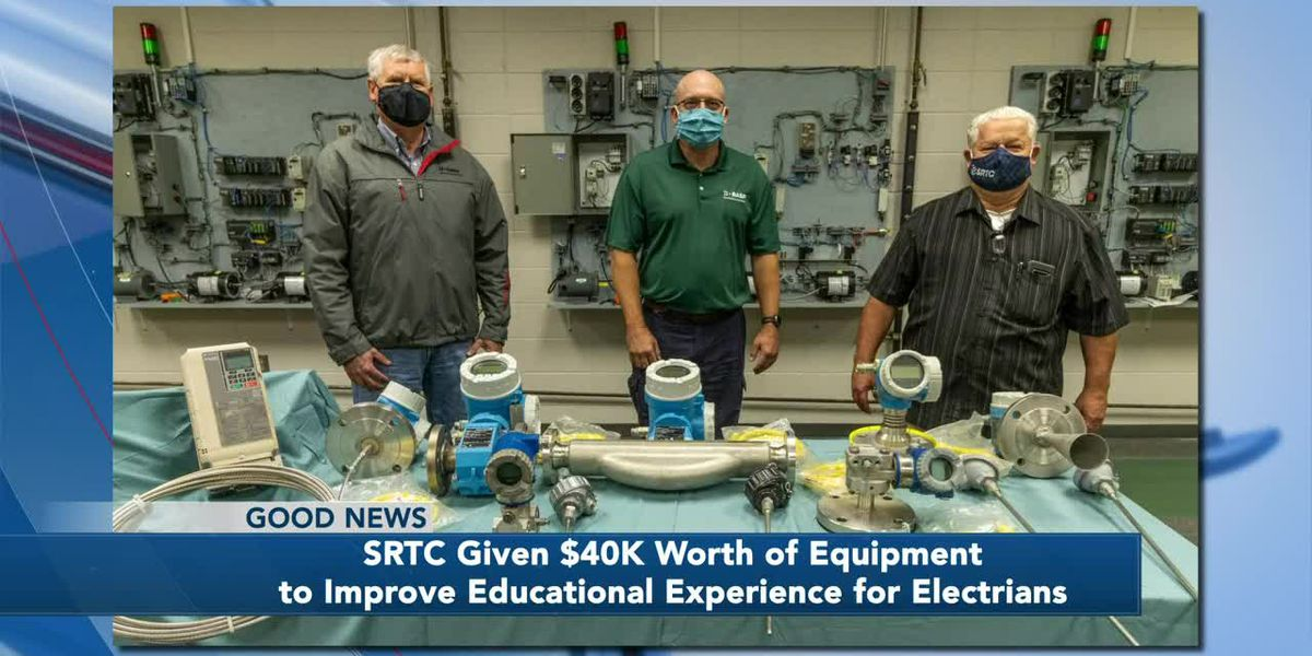 Good News: South Ga. school receives donation of equipment worth thousands