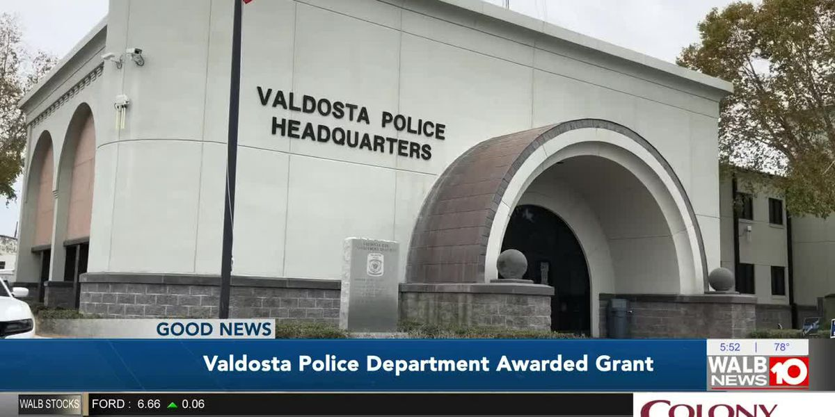 Good News: VPD gets grant from Governor's Office of Highway Safety