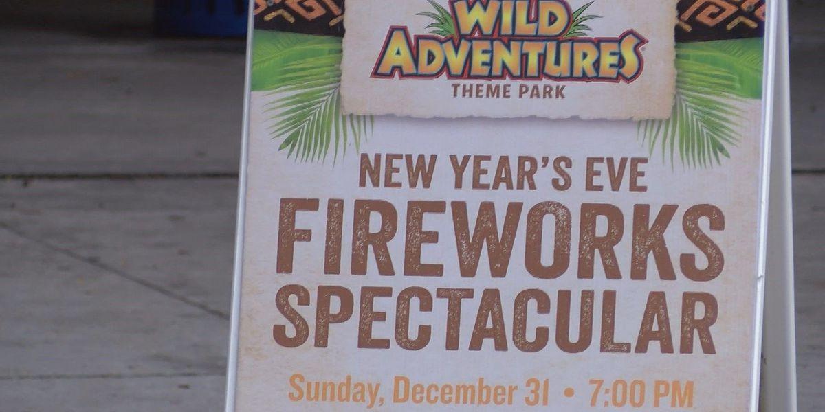Wild Adventures to host Firework Spectacular