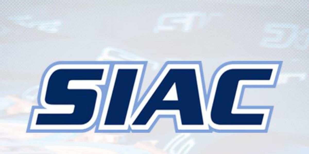 SIAC cancels conference, championship events for winter, spring sports