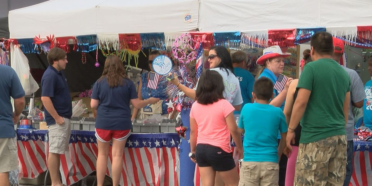 All goes well during Albany's July 4th celebrations