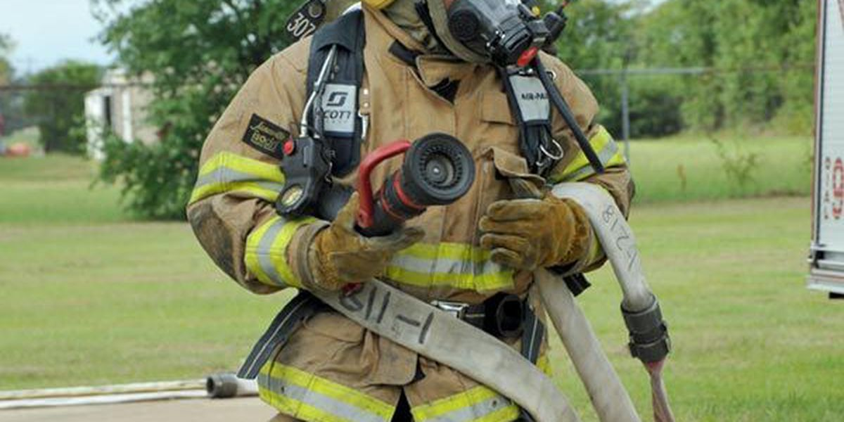 Firefighter training available at SGTC