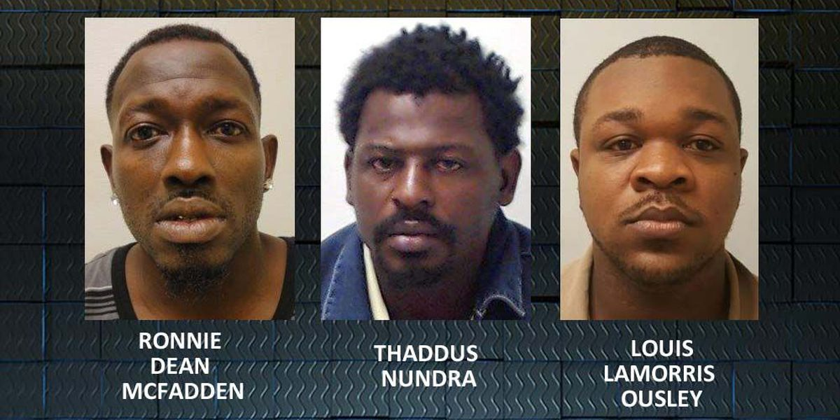 Three arrested for Bainbridge murder
