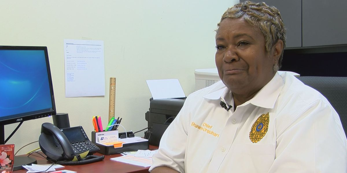 New Sylvester Police Chief: 'Lets see what a woman can do'