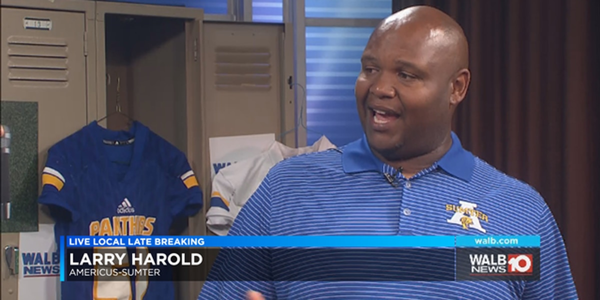 Sports Talk with Theo Dorsey, May 10 - Larry Harold