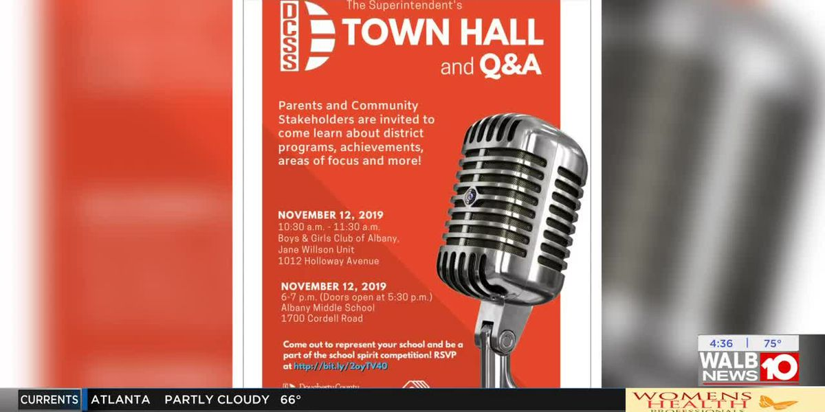 Interview: DCSS Town hall and Q&A