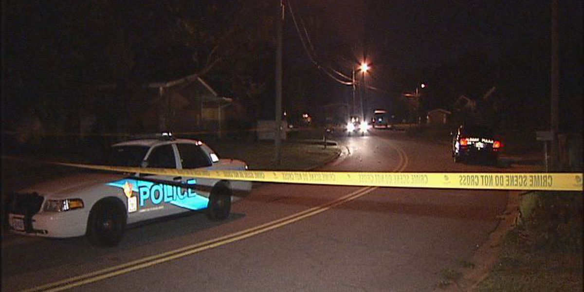 Shooting on South Riverview Circle