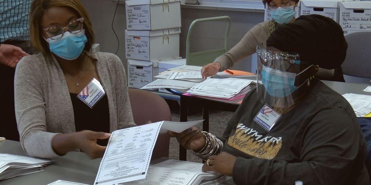 Dougherty Co. election workers conduct 'risk-limiting' audit