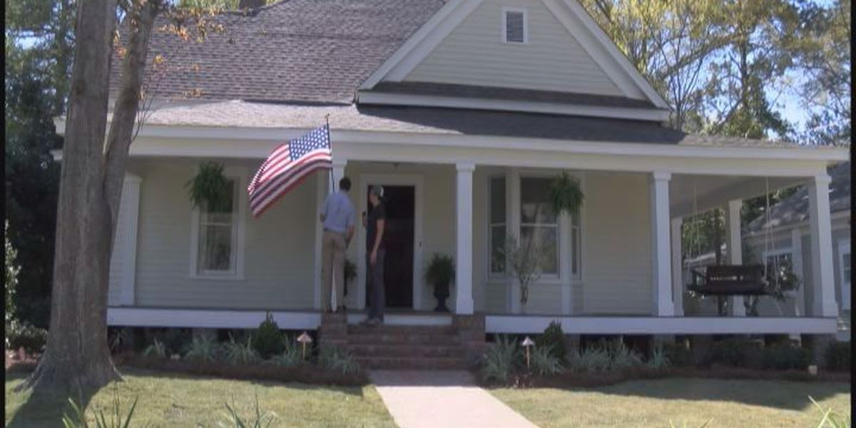 HGTV crews complete renovation in Thomasville