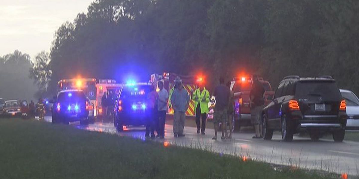 Crash kills two in Lowndes Co.