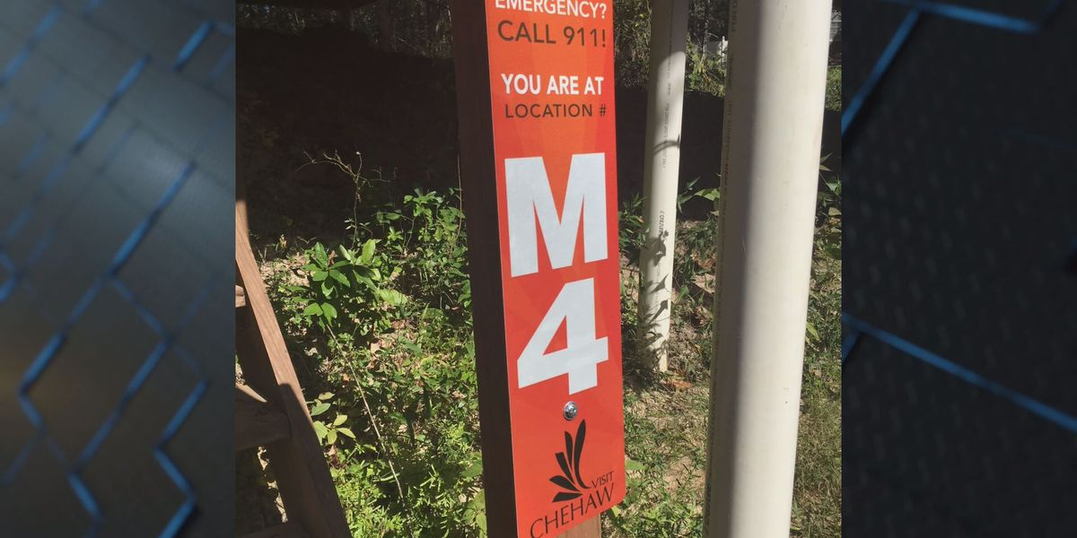 Muckalee Creek now has mile markers for boaters