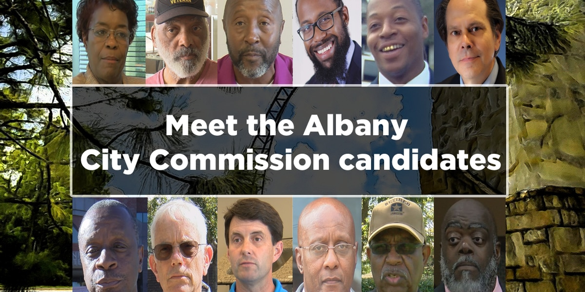 Interactive: Meet the Albany City Commission candidates