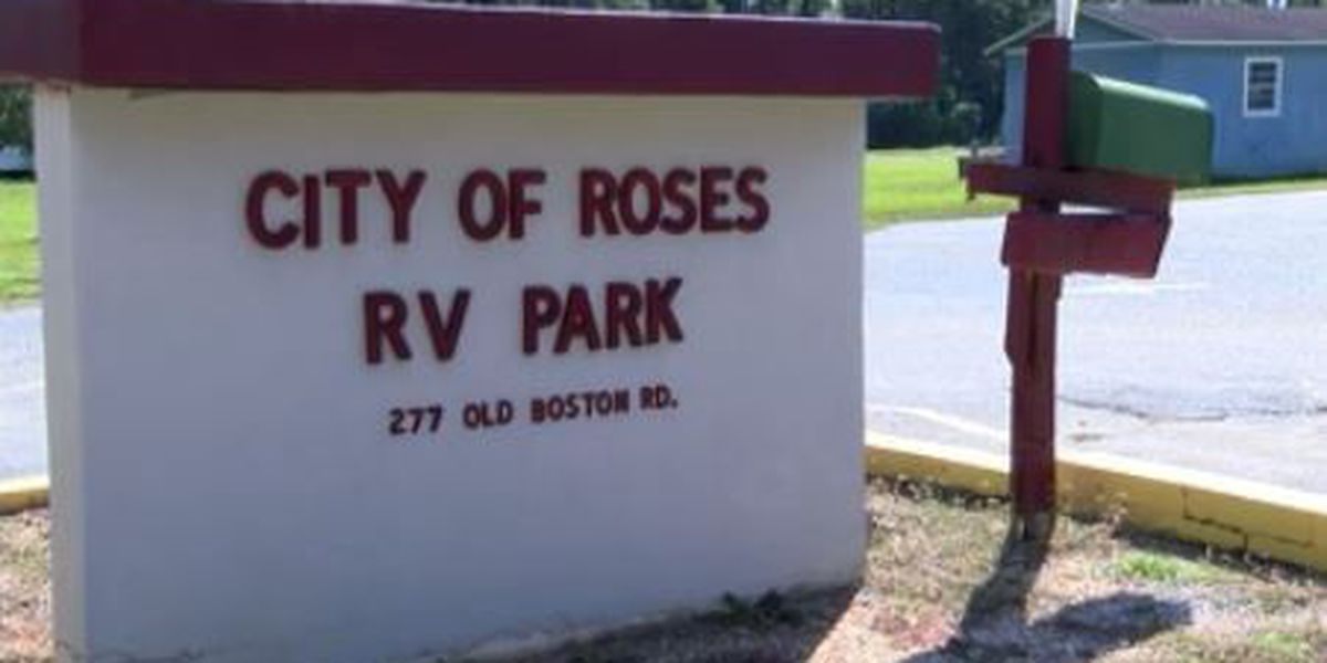 Thomasville RV park closes after utilities cut off