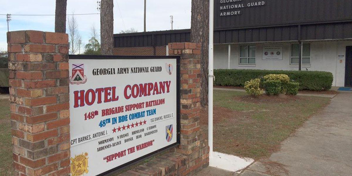 Army Nat. Guard Armory could relocate to Marine Base