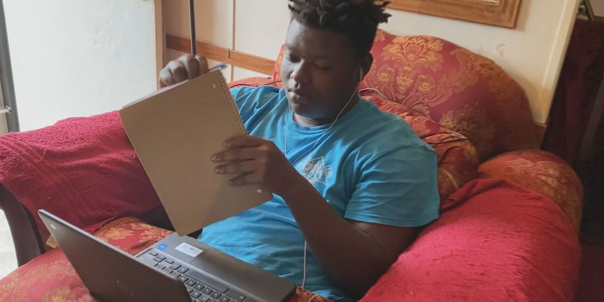 Alabama couple pays for internet so kids can learn from home