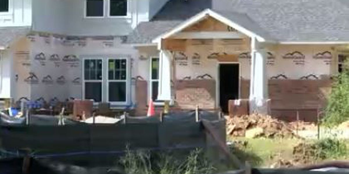 Rachel Lane residents in Thomasville still experiencing runoff, privacy issues