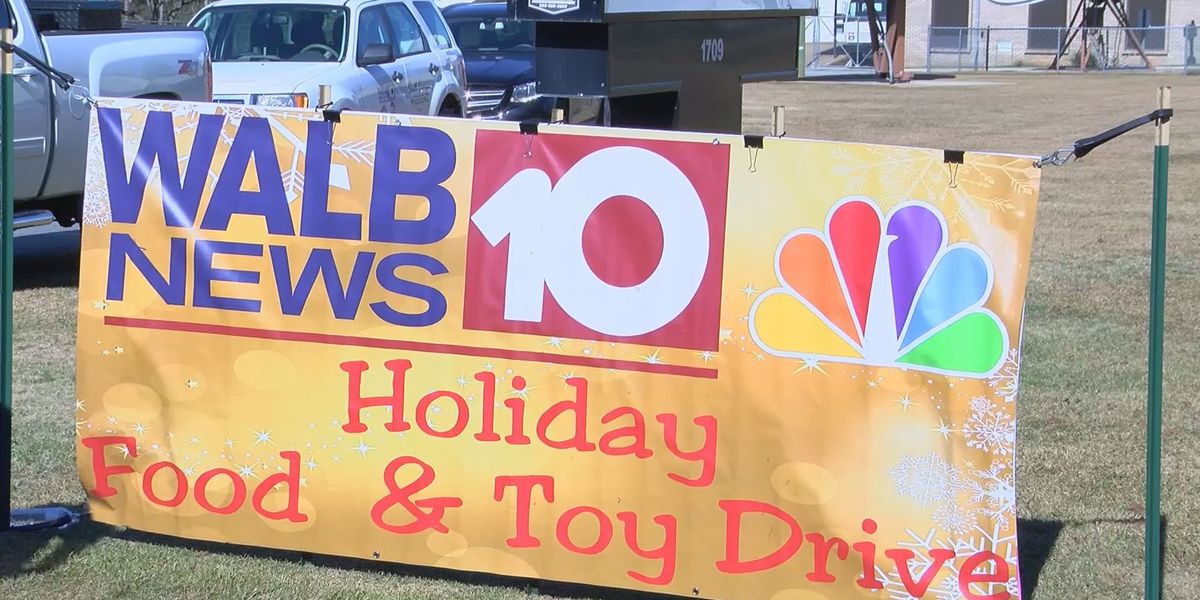 WALB hosts annual Days of Giving
