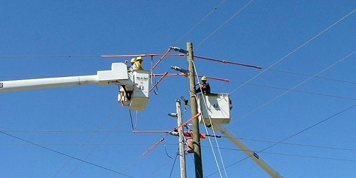 Crisp Power updates powerline repairs