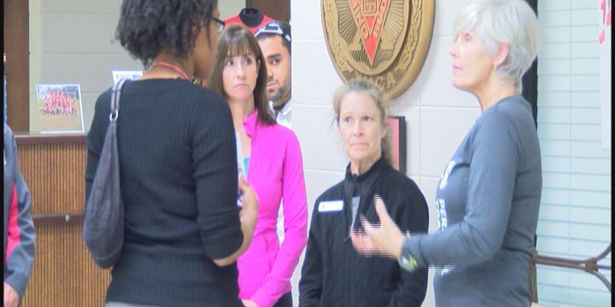 YMCA hosts 'meet and greet'