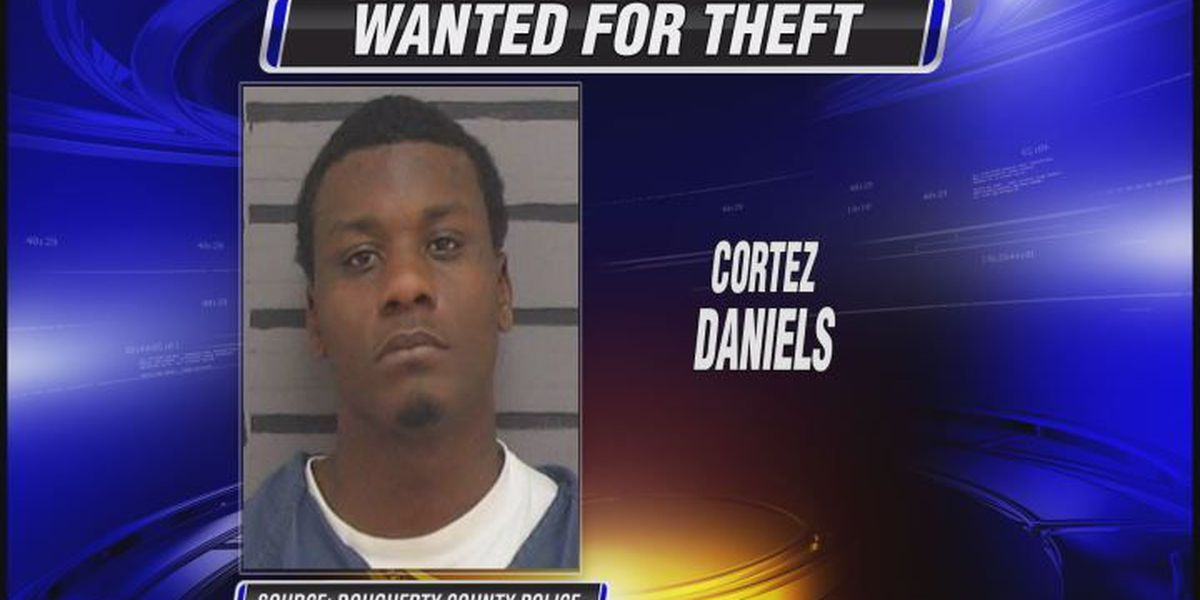 Albany man wanted thefts across South Georgia