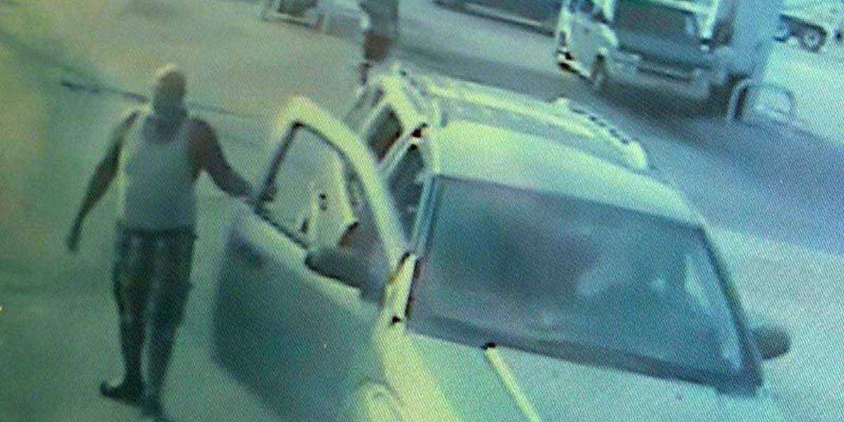 Moultrie PD wants help identifying criminal