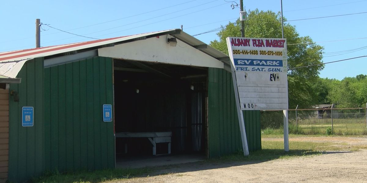 Albany flea market to have grand opening Saturday