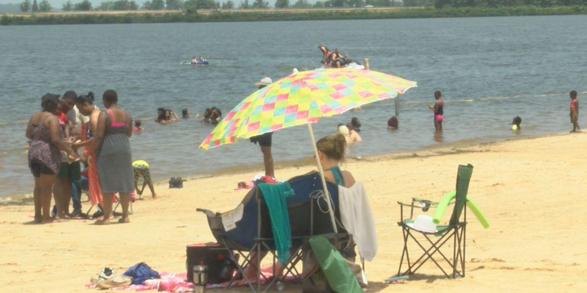 Lake Blackshear celebrates the Fourth of July