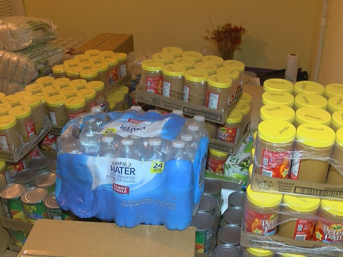 Thousands to be fed in Albany church's annual food drive