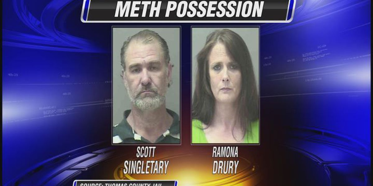 Woman hides two bags of meth in her mouth