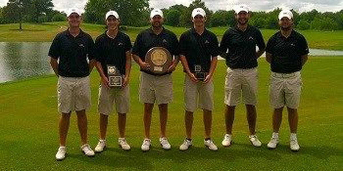 Cavaliers make it 14 straight region golf titles