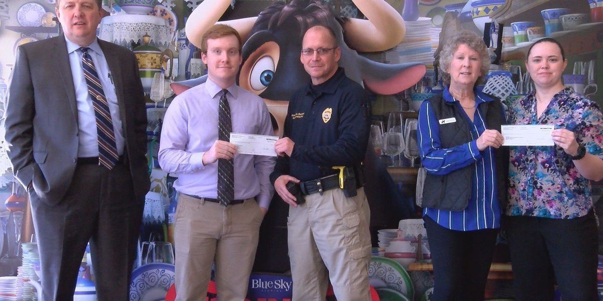 'Cinema for a Cause' raises over $6K for 'Shop with a Cop' event
