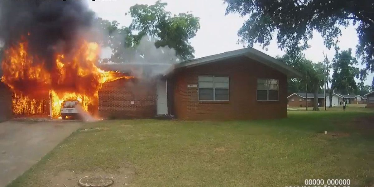 Exclusive look inside burnt home, family in need of help