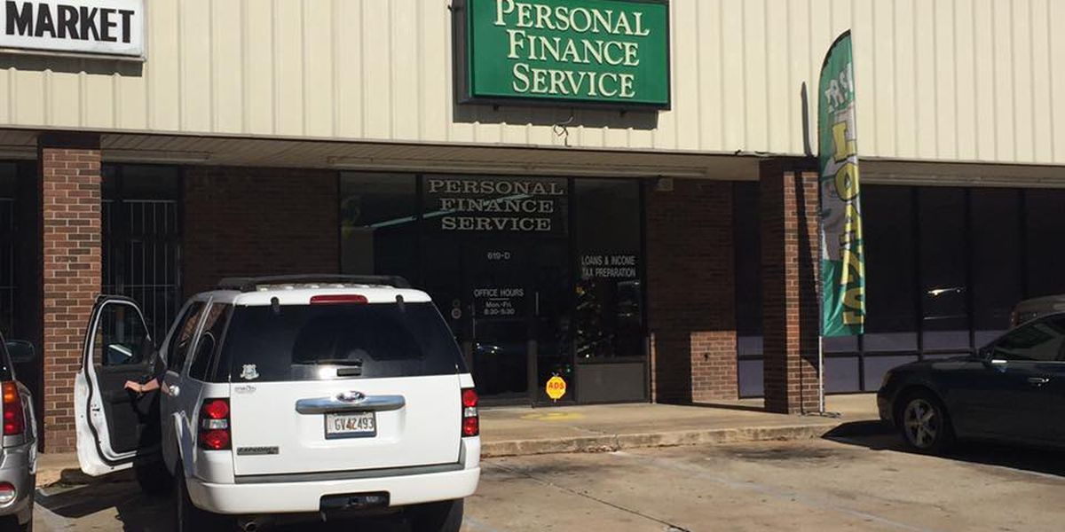 Cordele police search for business robbers