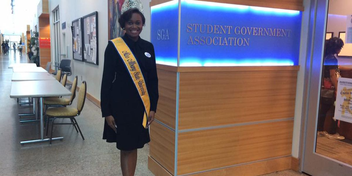 Miss ASU named national campus queen