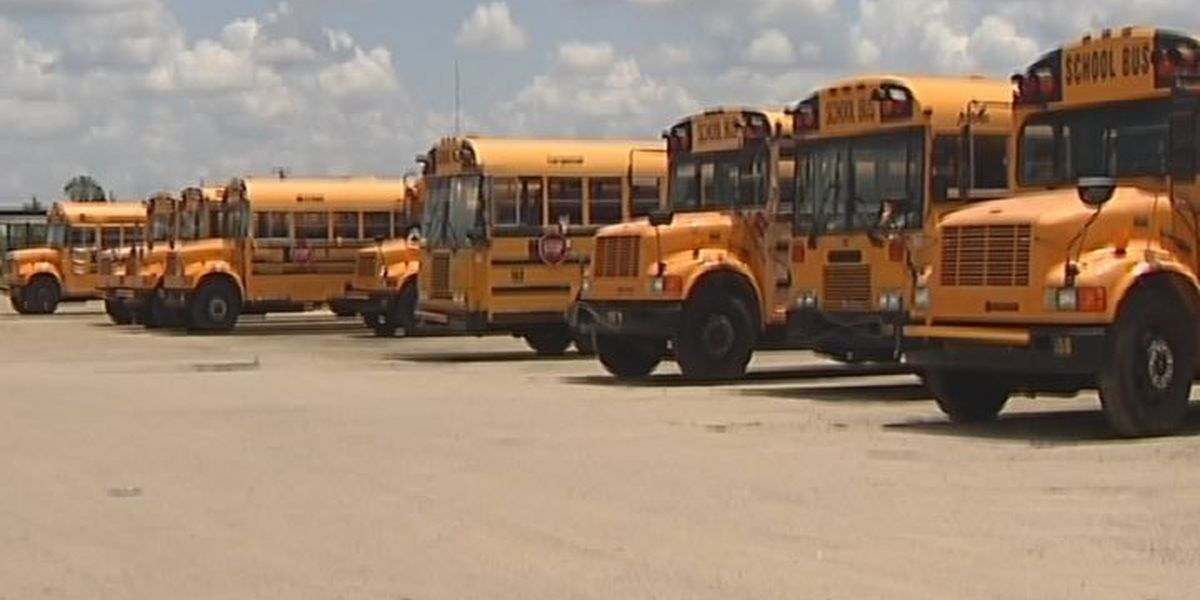 Doughtery County bus driver concerns